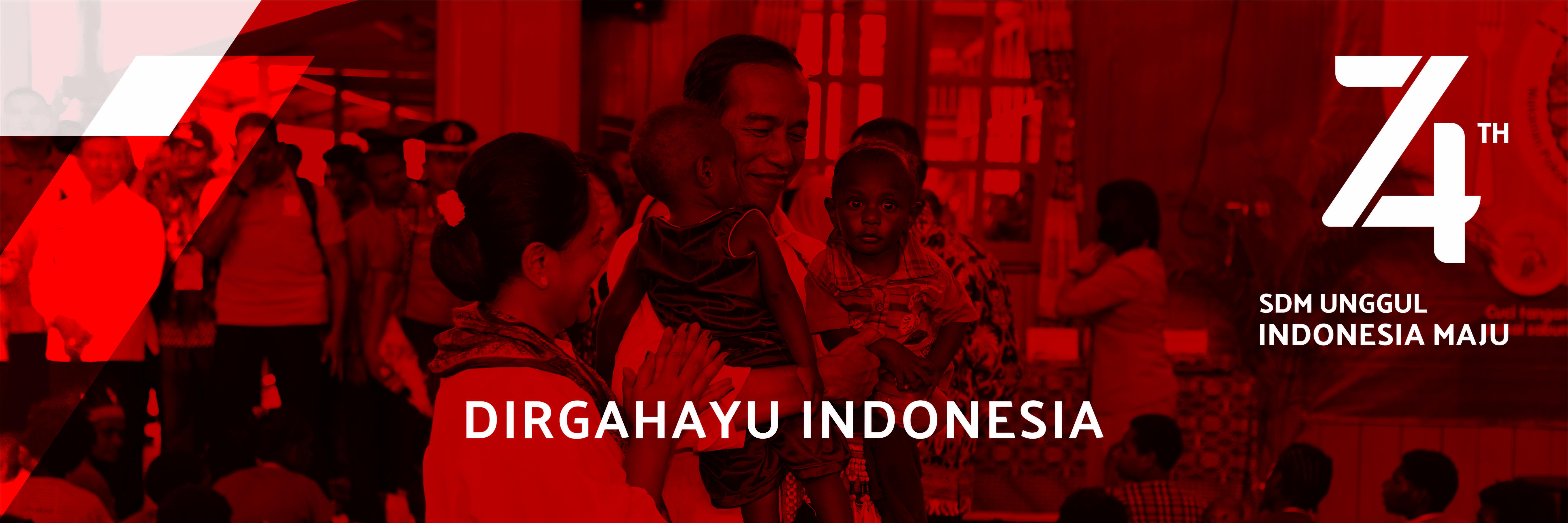 DIRGAHAYU INDONESIA<BR>-MENUJU INDONESIA UNGGUL-